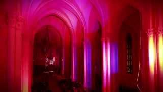 Time Lapse — концерт «Соборные витражи. Мистика григорианского хорала»