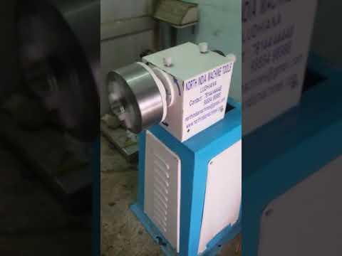 Round Die Polishing Machine