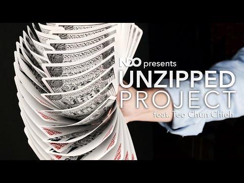Unzipped by Teo Chun Chieh