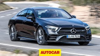 [Autocar] 2018 Mercedes-Benz AMG CLS 53 review - new 429bhp AMG worthy of the name?
