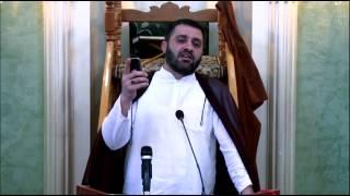 Xacmaz-İmam Hüseyn(ə.s) məscidi- Seyyid Zaur-Cümə xütbəsi-Novruz bayramı