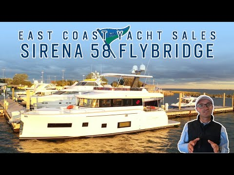 Sirena Yachts 58 SOLD by Ben Knowles from East Coast Yacht Sales.