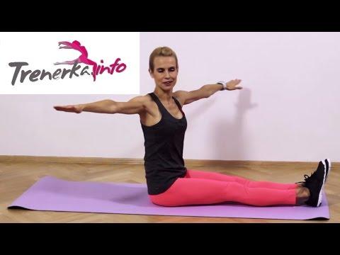 Jak unieść mięśnie ramion ton
