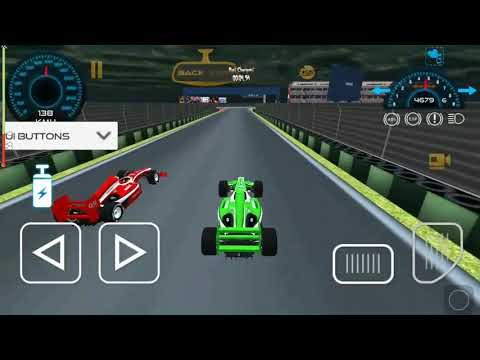 Zombie Death Racing Formula Cars
