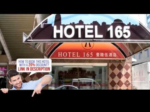 Hotel 165, Singapore, Singapore, HD Review