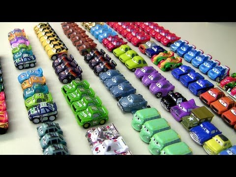 Complete 52 Micro Drifters Collection Cars 2