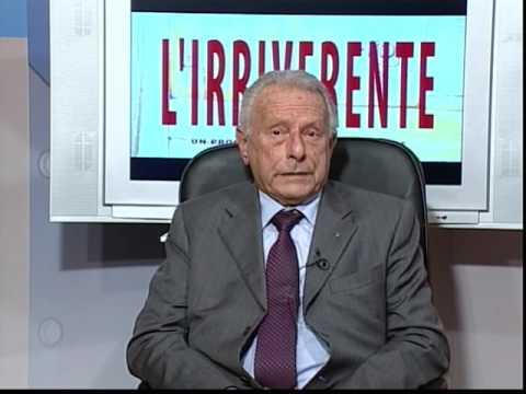 L'IRRIVERENTE: MARIO SACCONE