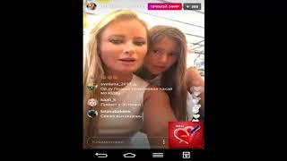 Дана Борисова с дочкой прямой эфир 12 06 2018