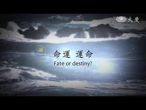 Fate or Destiny?