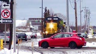 TRRS 467: Idiot Alert! CSX Train Stops to Avoid Collision!