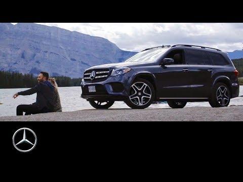 Mercedes Benz  Gls Class Внедорожник класса J - рекламное видео 3