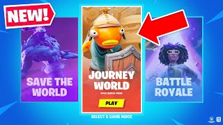The *NEW* Chapter... (Fortnite Chapter 3)