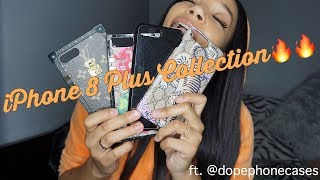 IPHONE 8 PLUS CASE COLLECTION || ALIEXPRESS || @dopephonecases ||
