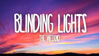 The Weeknd - Blinding Lights (Lyrics)