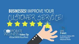 BUSINESSES: Improve your Customer Service