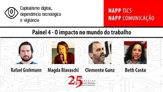 O impacto no mundo do trabalho (4) | Capitalismo digital, dependência tecnológica e vigilância