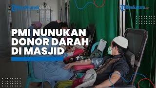 PMI Nunukan Lakukan Program Jumat Berkah Sumbang Darah, Humas: Target Pendonor 20 Orang