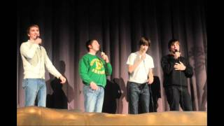 12 Days of Christmas - Molalla High School - Singing Christmas Tree