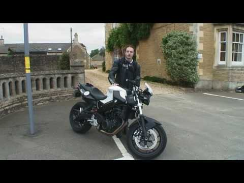 Video: BMW F800R video test