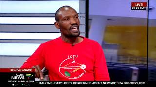 ICTU's Thabang Mothelo reacts to looming Multichoice retrenchments