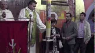 Vídeo de la Bendición del Columbario Parroquial