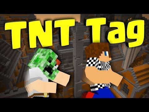 TNT Tag na Hypixelu