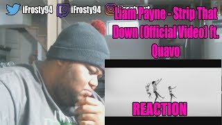 Liam Payne Strip That Down (Official Video) ft  Quavo Reaction