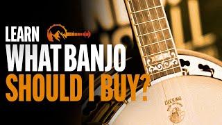 What Banjo Should I Buy? - Banjo Mountain