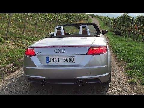 Soundcheck Audi TT 2.0 TFSI S tronic