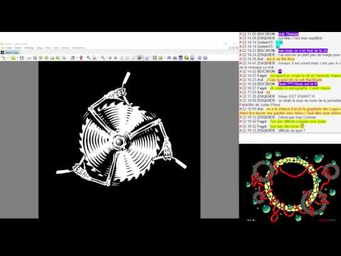 Amstrad CPC Graphics Live – Ep10