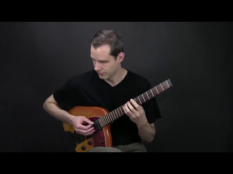 Tim Miller - Wide Interval Improvisation Lesson