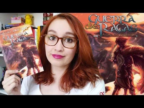 Guerra das Raças (Daniel Jahchan)   Vlogmas #15   Resenhando Sonhos