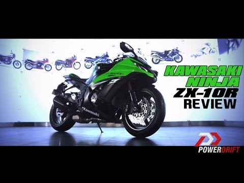 Kawasaki Ninja ZX-10R: Review by PowerDrift
