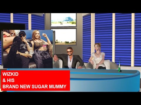 BACKYARD NEWS: WizKid  Crazy In Love with Sugar Mummy –Episode 4