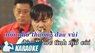 Karaoke Duyên Trả Nợ Đời Tone Nam - Quang Lập | Nhạc Vàng Bolero Karaoke