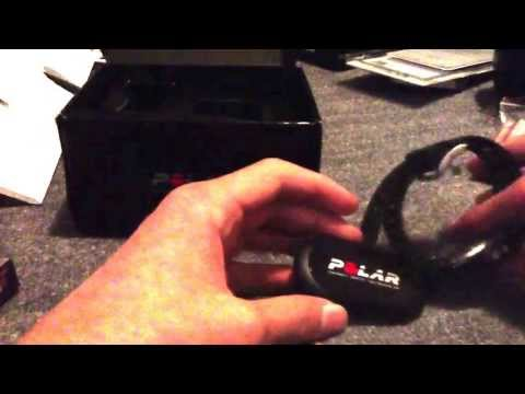 Unboxing Polar FT60 Heart Rate Monitor Watch