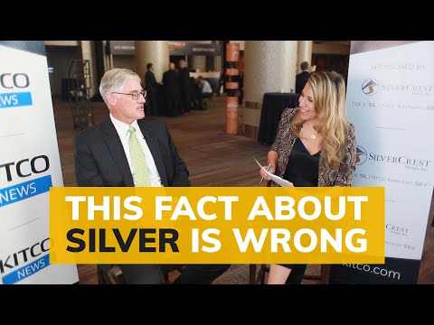 What's the confusion with silver's fundamentals? There is no oversupply