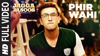 Jagga Jasoos: Phir Wahi Full Video Song | Ranbir, Katrina | Pritam, Arijit | Amitabh B