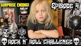 ROCK N' ROLL MASKS (misfits, ghost, Motörhead) SURPRISE ENDING!!!