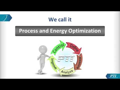Process & Energy Optimization Overview