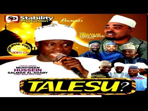 TALESU - Sheikh Muyideen Salmon Imam Agba Offa
