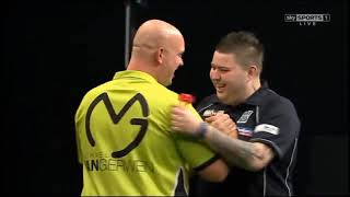 Top 10 Darts Players of All Time (as of 2018)