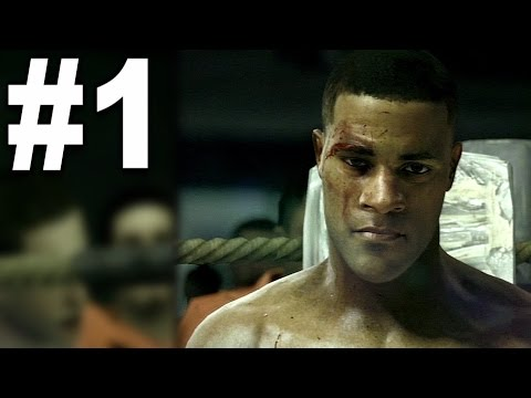 Fight Night Champion - Story Mode Ep 1 - Introducing Andre Bishop
