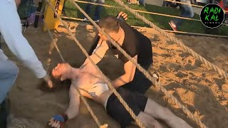 Top 50 KNOCKOUTS   BRUTAL Russian Amateur MMA (Strelka) #1   | RADIKAL Videos