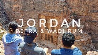 JORDAN - Petra & Wadi Rum