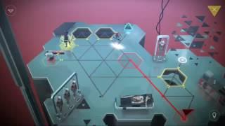 Deus Ex Go Level 45