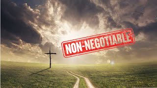 5 Non-Negotiables to Encountering God in Your Life