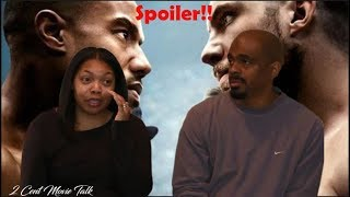 Creed II Movie Review! Spoiler
