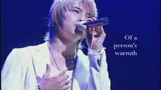 DBSK - Love in the Ice (Live) - English Lyrics [HQ]