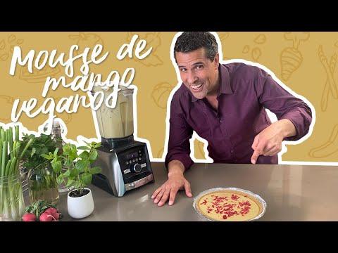 Saborea Un Delicioso Mousse De Mango Especial Para El Verano